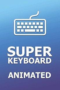 Super Keyboard - Cool Fonts, Emoji, GIF, Stickers
