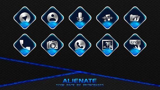 Alienate Icon Pack