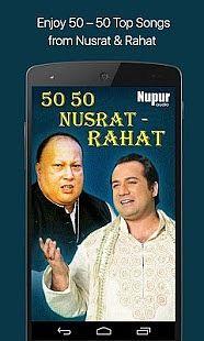 50 50 Nusrat - Rahat Fateh Ali Khan Songs