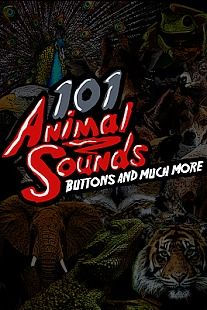 101 Animal Sounds and Buttons