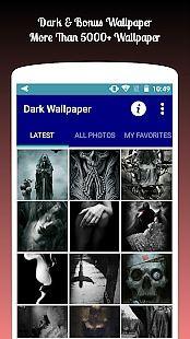 Dark Wallpaper HD Free