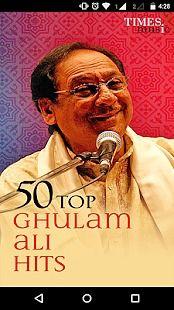 50 Top Ghulam Ali Hits