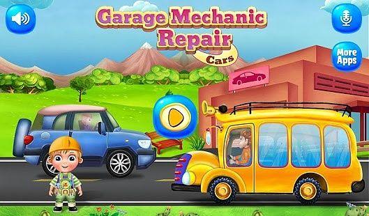 Garage mécanicien Réparer Auto