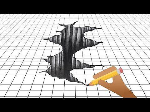 Comment dessiner 3D