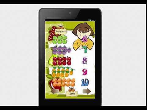 Jeux de comptage enfant