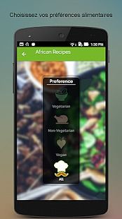 Africaine Recettes SMART Book