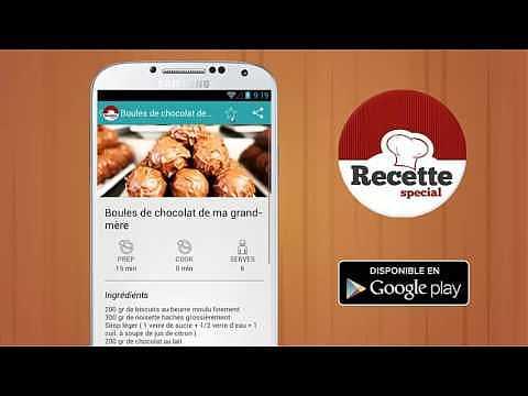 Recette Special