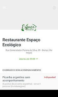 Restaurante Espaço Ecológico
