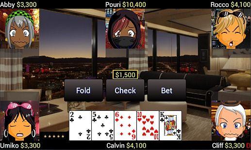 Super Five Card Draw Poker