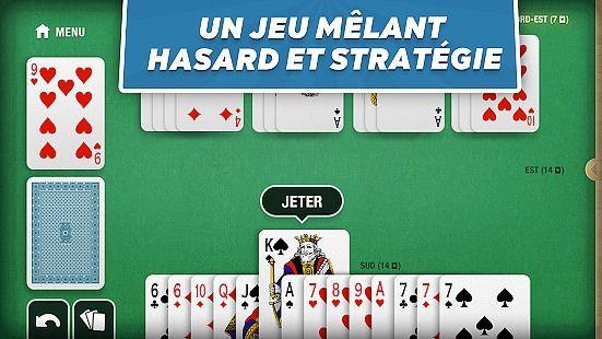 Le Rami ♣  - jeu de cartes