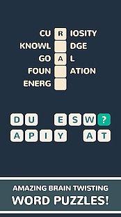 1 Crossword - Free Word Game