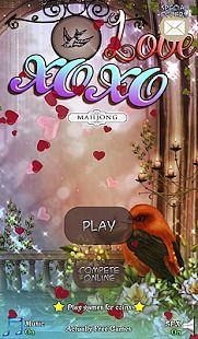 Hidden Mahjong: Love XOXO