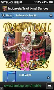 Indonesia Traditional Dances