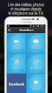 IMediaShare – Photo et musique