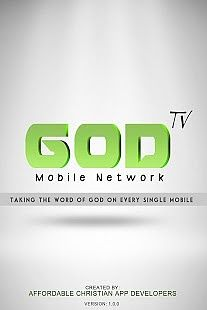 God Tv Mobile Network App