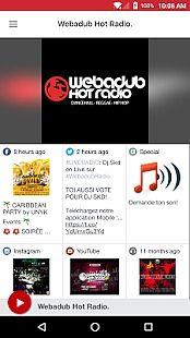 Webadub Hot Radio.