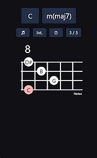 Bass Chords & Scales