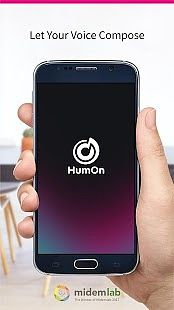 HumOn - Simplest Music Maker