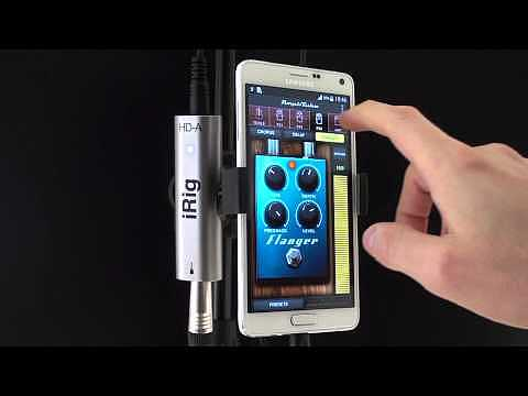 AmpliTube / Samsung Pro Audio