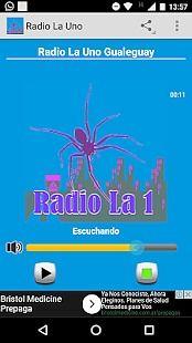 Radio La Uno Gualeguay