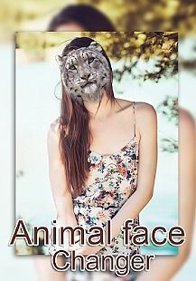 Animal face changer Face swap