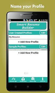 Resume Builder Pro, 5 Minutes CV Maker & Templates