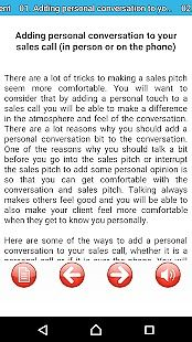 Guides for Success In Sales