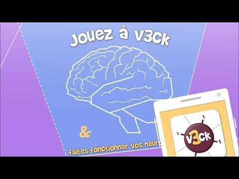 V3CK: Casse-tête et énigme