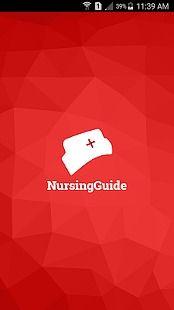 Nursing Guide App