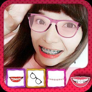 Braces Teeth Beauty Camera