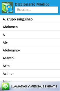 Diccionario Médico Lite