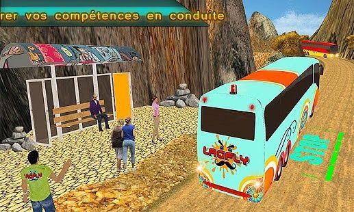 Offroad bus simulateur 3D 2017