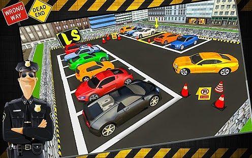 Réal Parking Aventure