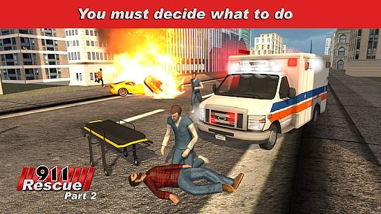 911 Rescue Simulator 2