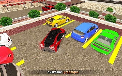 Super parking: jeux de simulation gratuits