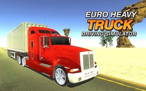 Extreme Euro Truck Simulator conduite lourd 17 3D