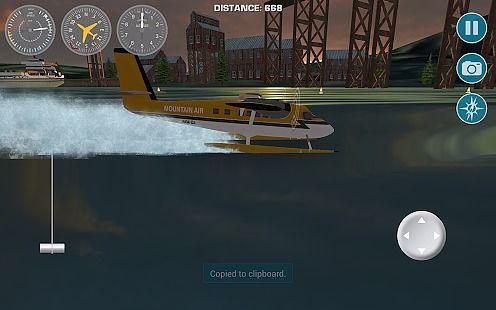 Simulateur Pilote de brousse