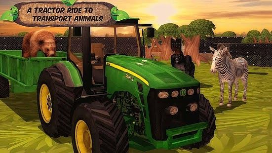 Animal  Transpoter  Simulator 2017 game