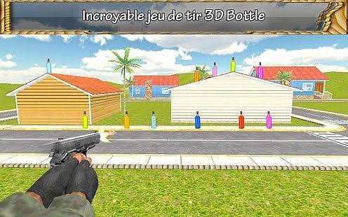 Bouteille Tournage Expert Simulateur Jeu 3D 2017