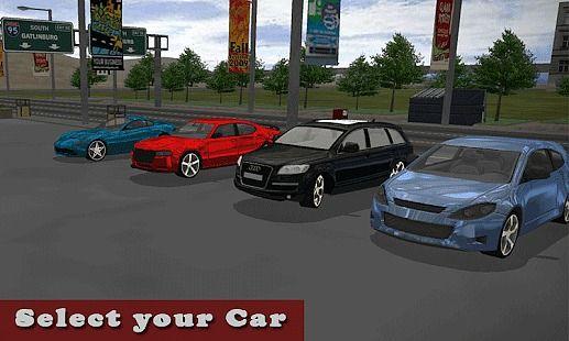 4x4Luxe simulateur de conduite