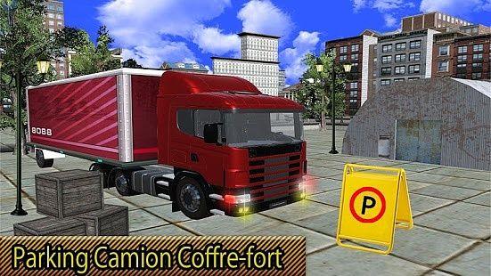 Real Truck Simulator de stationt: Legend Driver