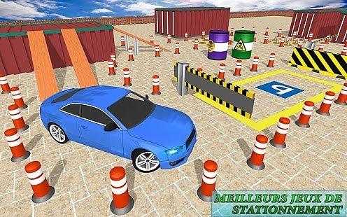 Voiture Difficile Parking Sim