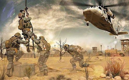 Cours d'entraînement de armée
