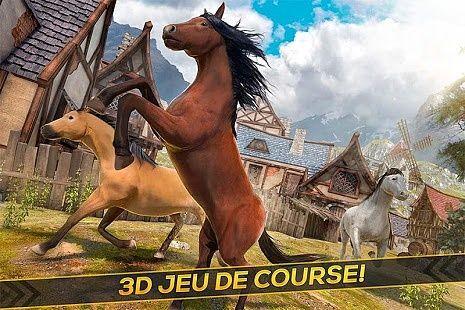 Simulateur de Cheval Sauvage