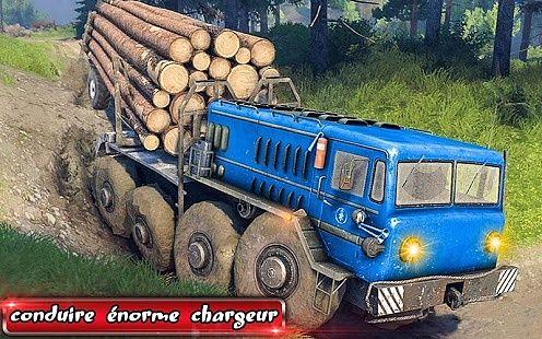 Conduire Armée Militaire un camion Simulateur