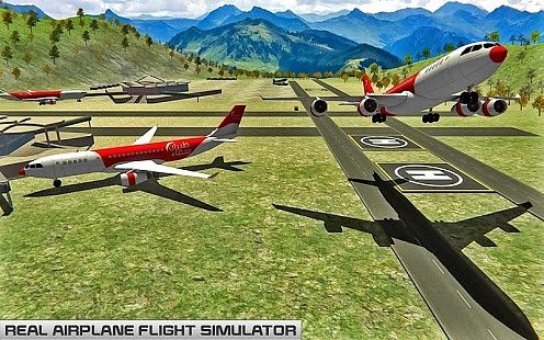 Réal jet avion simulateur