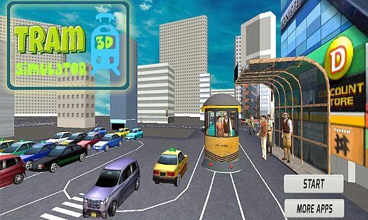 Metro Tram pilote Simulator 3D