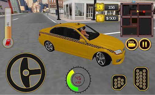 Aéroport Taxi simulateur 3D