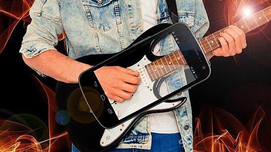 Simulateur Guitare électrique