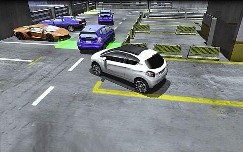 Real Car City Parking 3D